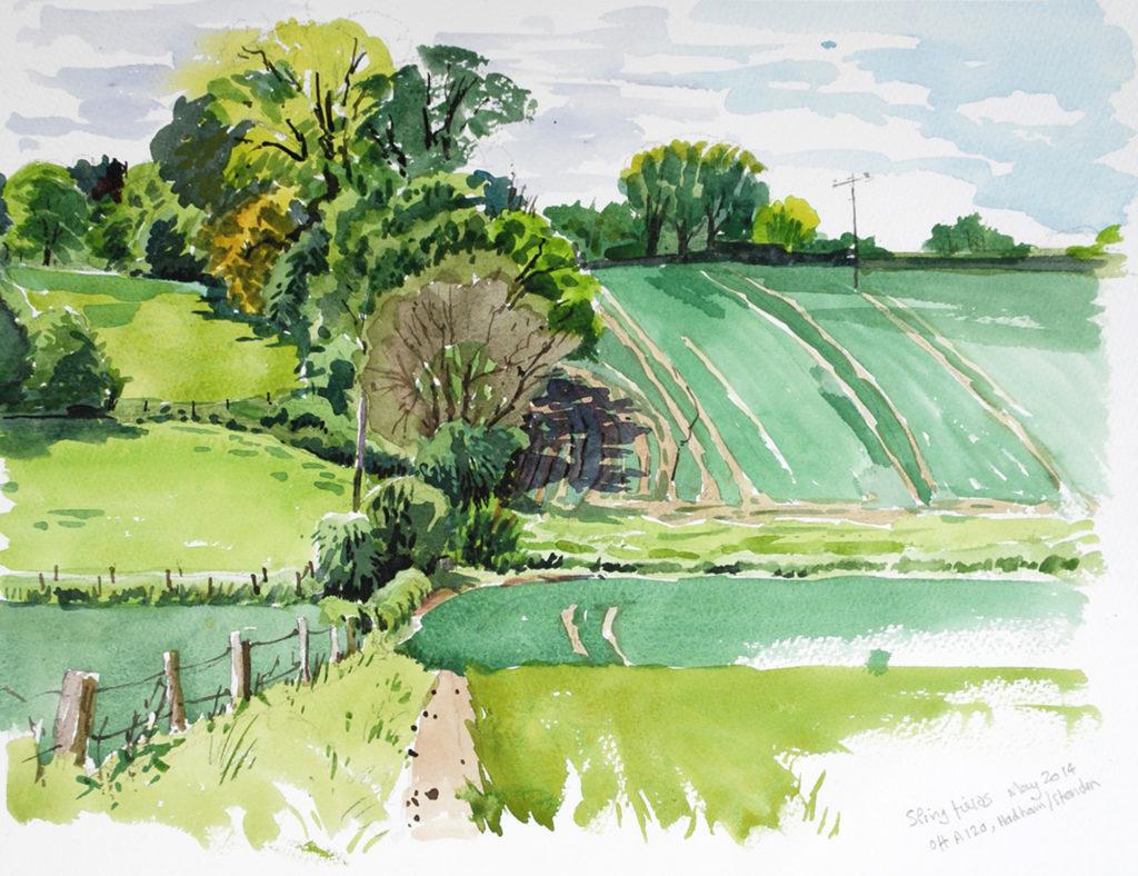 Spring_Fields_watercolour