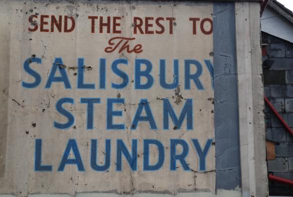 sign, salisbury