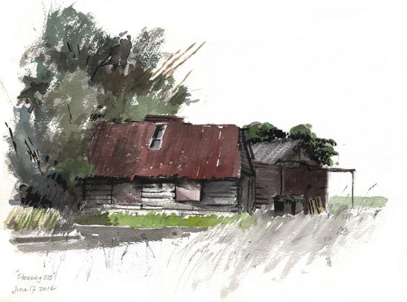 stebbing-235-warercolour-pencil-ink-june-2014