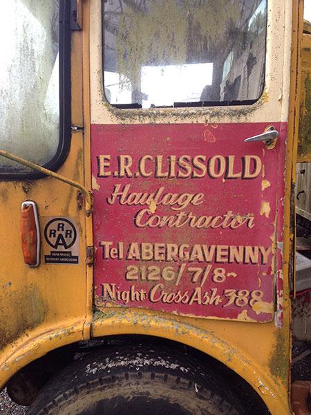 Atkinson lorry cab 3