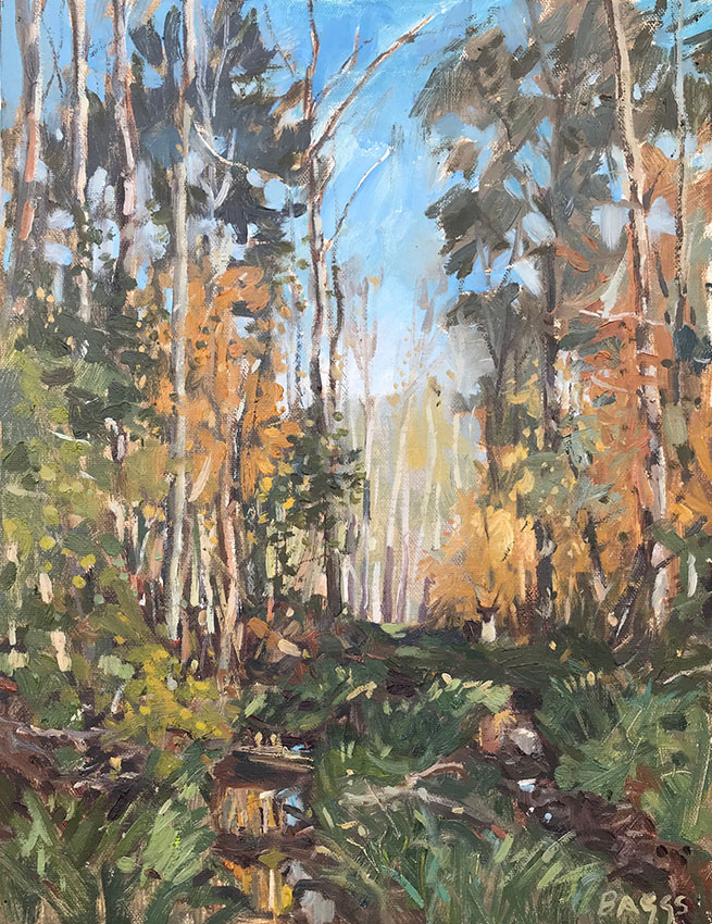 Autumn-wood-with-stag-day-2-oil